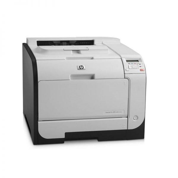 پرینتر لیزری رنگی HP LaserJet Pro 400 M451dn عکس 1