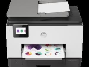 HP Officejet pro 9025 بهترین پرینتر های اداری HP
