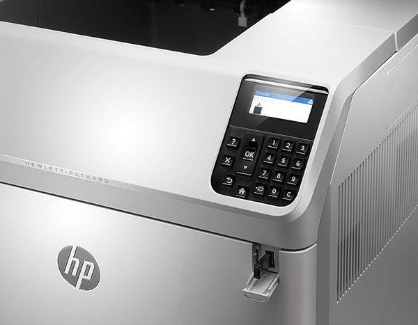 پرینتر لیزری اچ پی HP LaserJet Pro M604dn عکس 1