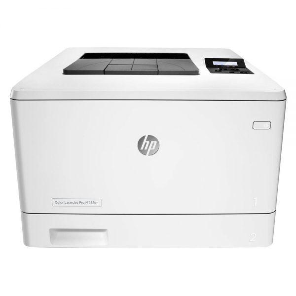 پرینتر لیزری رنگی اچ پی HP Color LaserJet Pro M452dn عکس 5