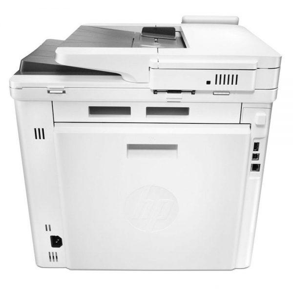 پرینتر چندکاره لیزری رنگی HP MFP M477fdw LaserJet عکس 1