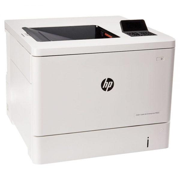 پرینتر لیزری رنگی اچ پی HP M553dn گالری 2