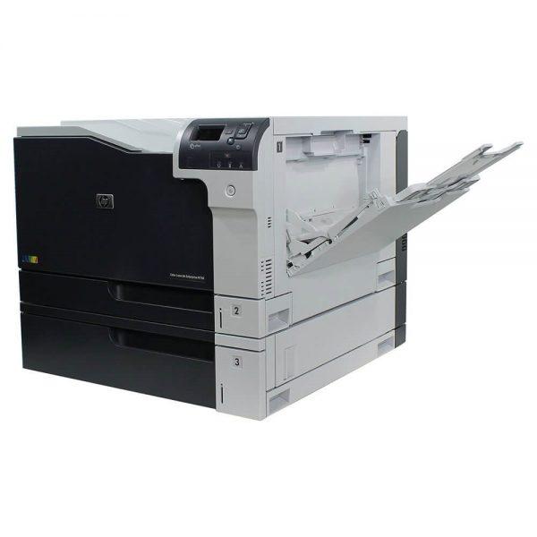 پرینتر لیزری رنگی اچ پی HP Color LaserJet M750n عکس 2