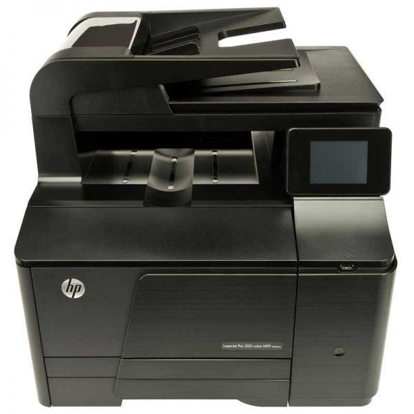 پرینتر چندکاره رنگی HP LaserJet 200 MFP M276nw عکس 1