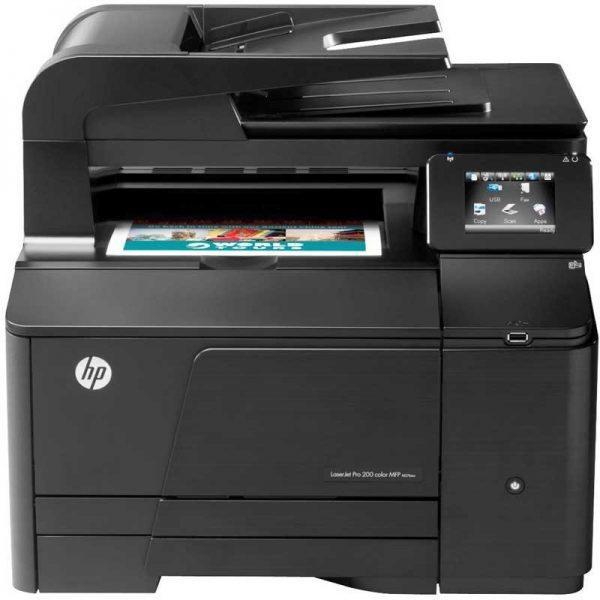 پرینتر چندکاره رنگی HP LaserJet 200 MFP M276nw
