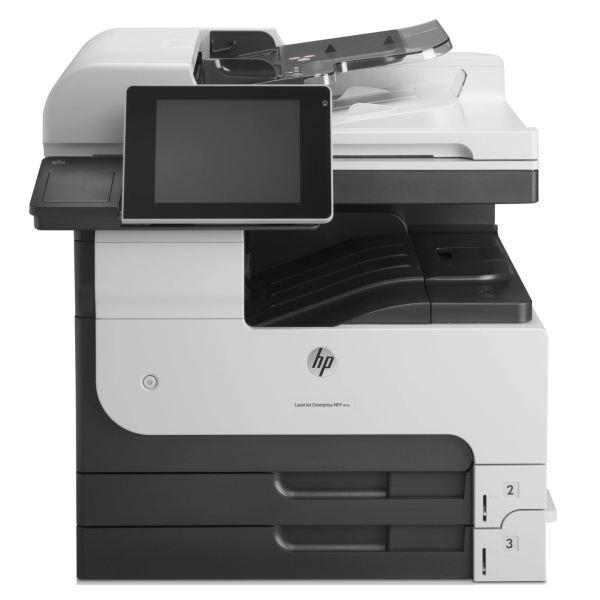 پرینتر چندکاره رنگی HP LaserJet MFP M725z