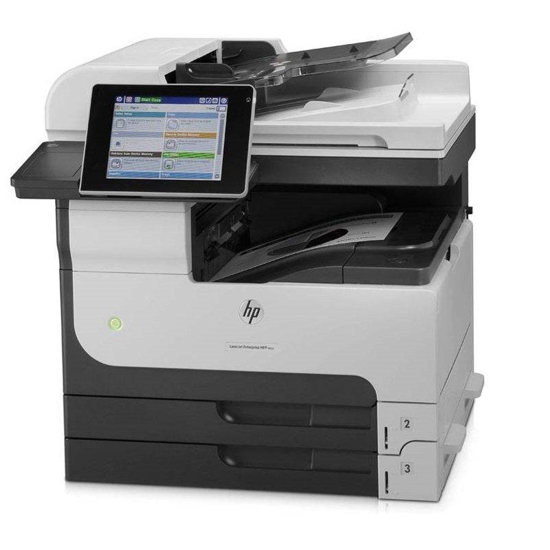 پرینتر چندکاره رنگی HP LaserJet MFP M725z عکس 1