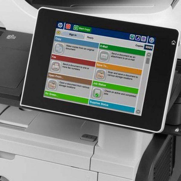 پرینتر چندکاره لیزری HP LaserJet 500 MFP M525dn عکس 4