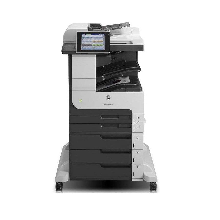 پرینتر چندکاره رنگی HP LaserJet MFP M725z عکس 2