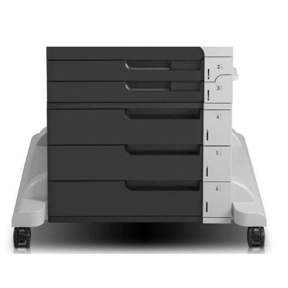 پرینتر چندکاره رنگی HP LaserJet MFP M725z عکس 3