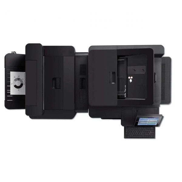 پرینتر چندکاره رنگی LaserJet Enterprise flow MFP M830z عکس 2