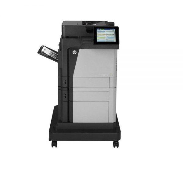 پرینتر چندکاره رنگی HP LaserJet Enterprise Flow MFP M630z 2