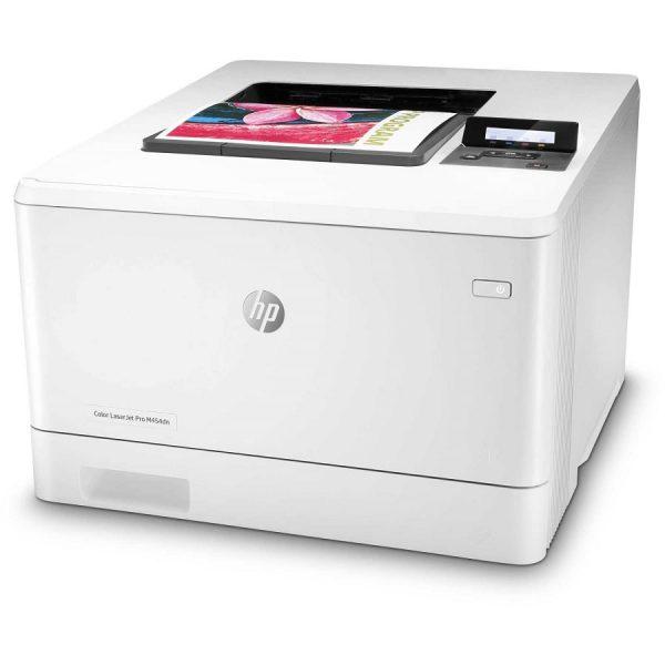 پرینتر لیزری رنگی HP LaserJet Pro M454dn عکس 2