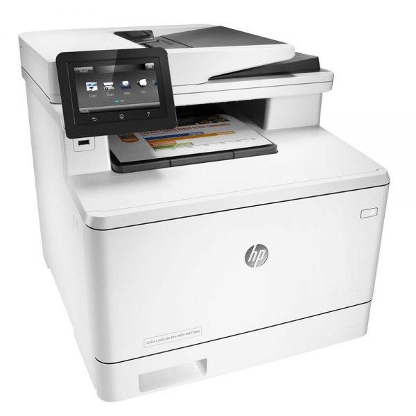 پرینتر چندکاره رنگی HP LaserJet Pro MFP M479fnw