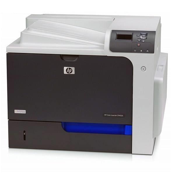 پرینتر لیزری رنگی HP LaserJet CP4025dn عکس 3