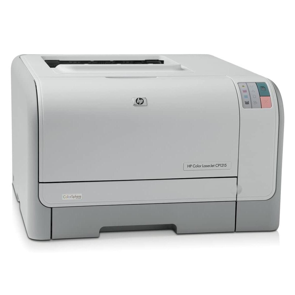 پرینتر لیزری رنگی HP LaserJet CP1215 عکس 3
