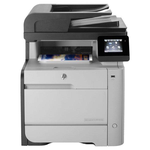 پرینتر چندکاره رنگی HP LaserJet Pro MFP M476nw