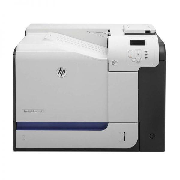 پرینتر لیزری رنگی HP LaserJet M551dn
