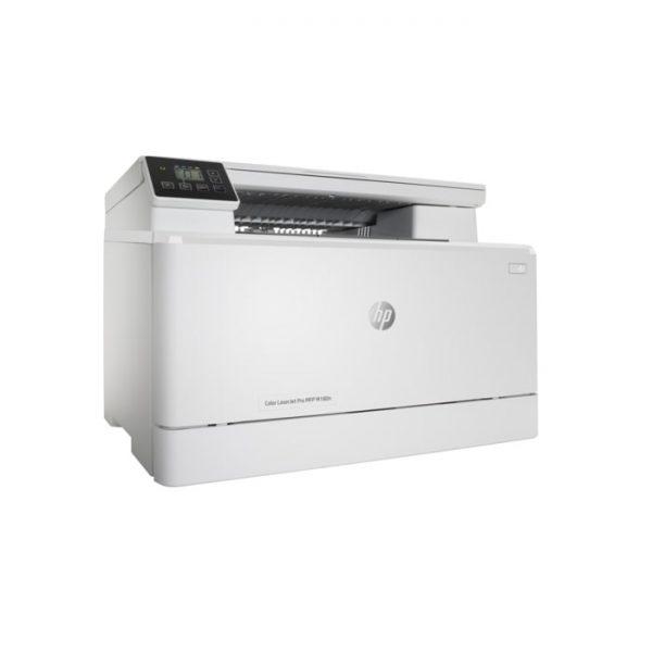 پرینتر چندکاره لیزری رنگی LaserJet Pro MFP M180n عکس 4