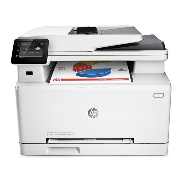 پرینتر چندکاره لیزری رنگی HP Color LaserJet Pro MFP M277n