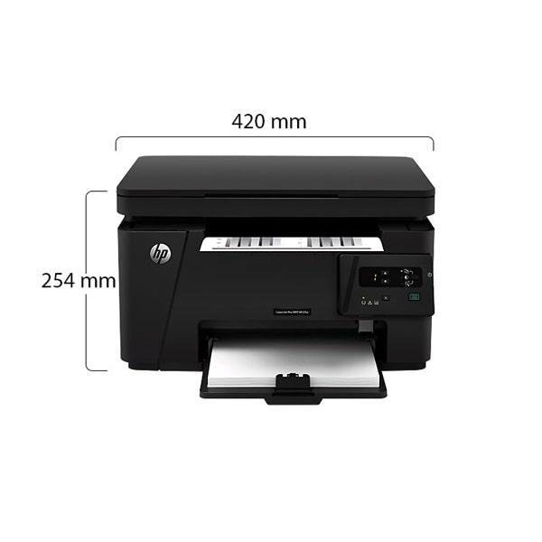 پرینتر چندکاره لیزری HP LaserJet Pro MFP M125a عکس 3