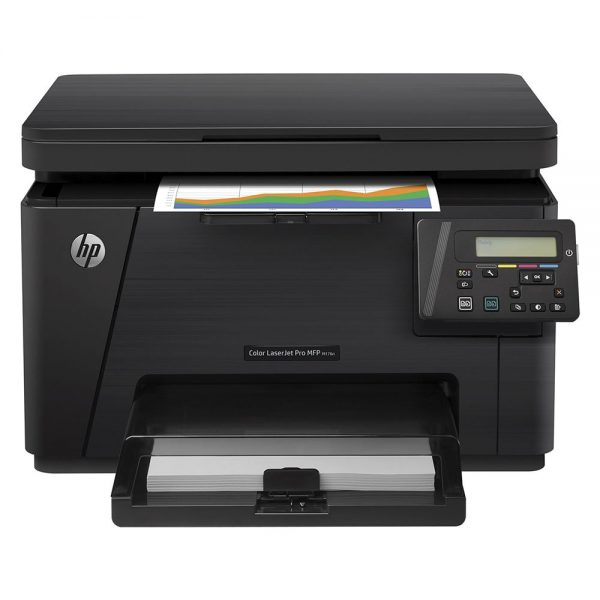 پرینتر چندکاره لیزری رنگی HP LaserJet Pro MFP M176n