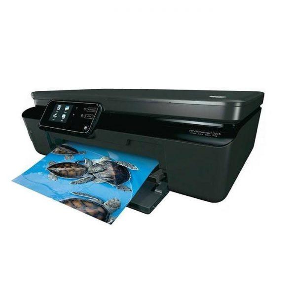 پرینتر جوهر افشان سه کاره HP 5515 Inkjet عکس 2