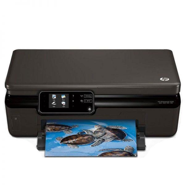 پرینتر جوهر افشان سه کاره HP 5515 Inkjet