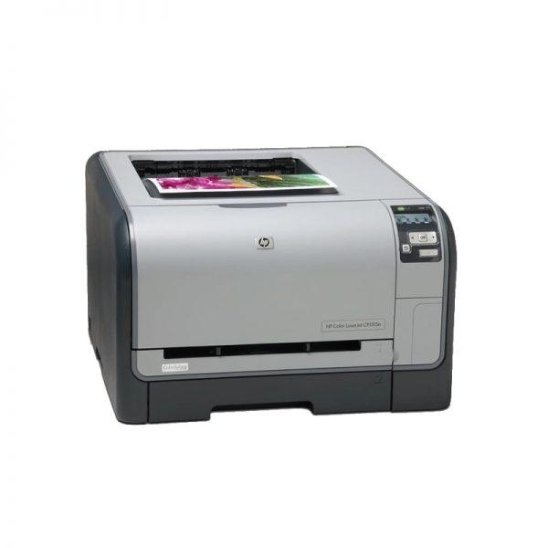 پرینتر لیزری رنگی HP LaserJet CP1515n عکس 3
