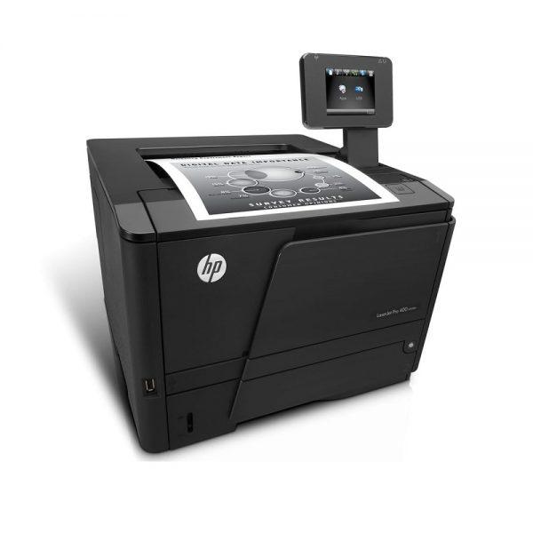 پرینتر لیزری HP LaserJet 400 Printer M401dw عکس 1