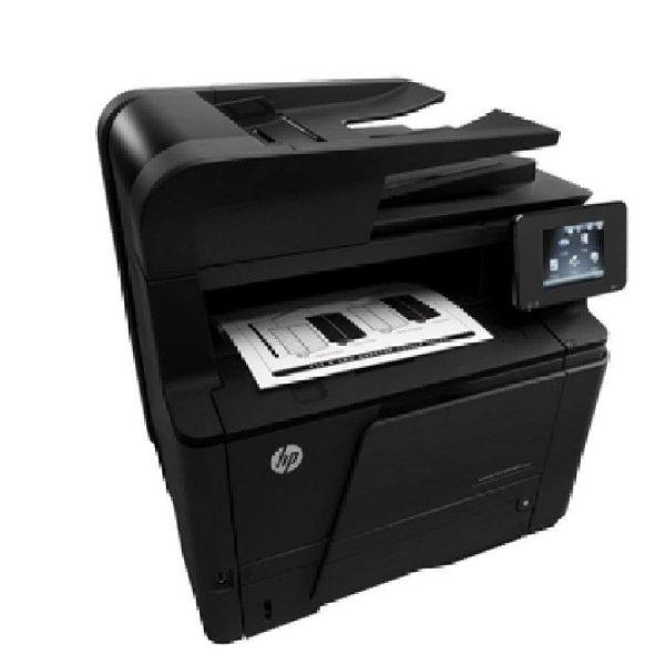 پرینتر چندکاره لیزری HP LaserJet 400 MFP M425dn عکس 4