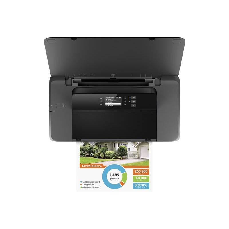 پرینتر جوهرافشان HP OfficeJet 202 Mobile