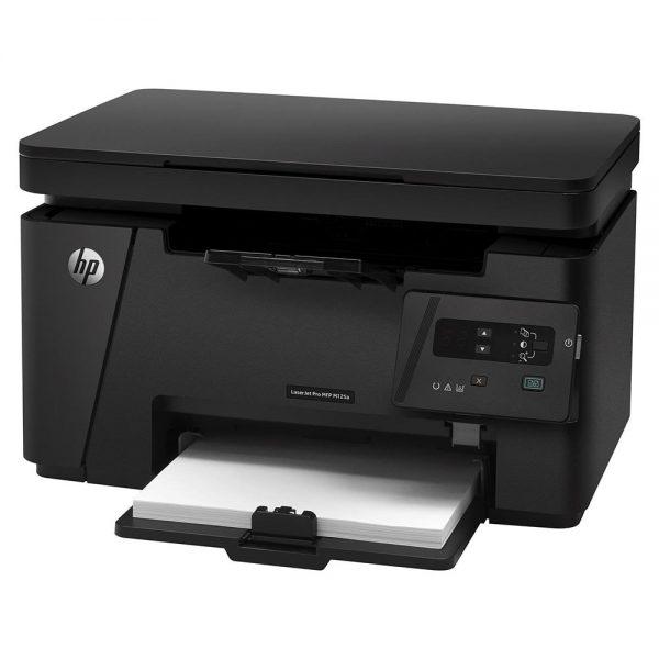 پرینتر چندکاره لیزری HP LaserJet M125nw عکس 3